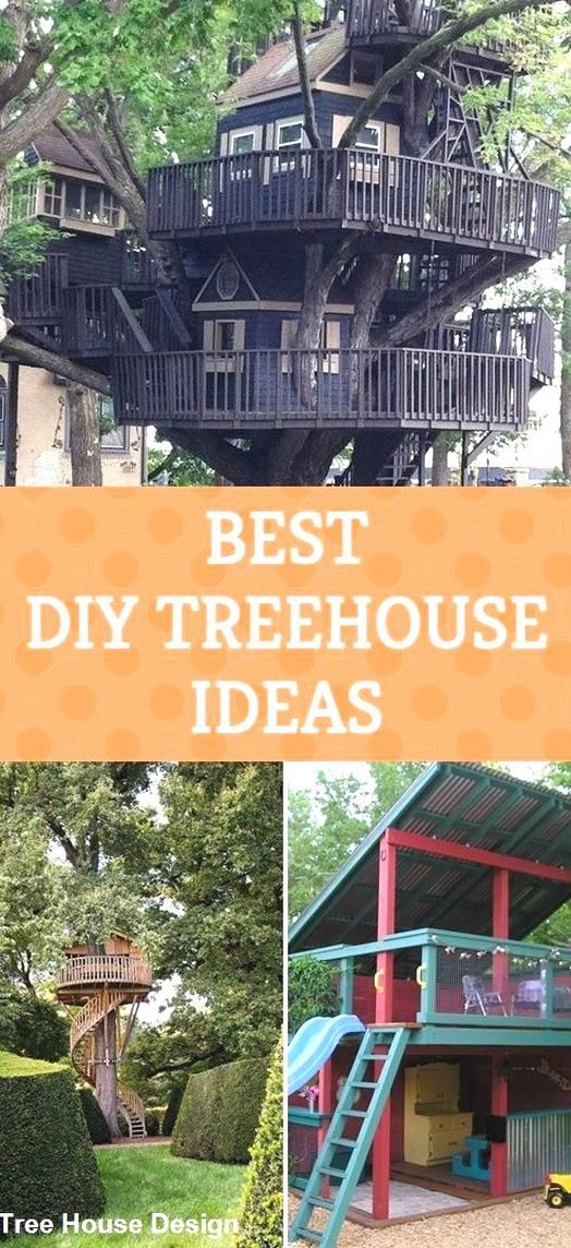 Photo of Best Tree House Designs #treehouse