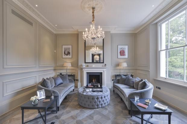 12 5m House For Sale In Clapham Wow Georgian Interiors Home