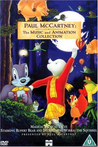 Paul McCartney - The Animation Collection DVD  - Rupert & the Frog Chorus http://www.amazon.co.uk/gp/product/B0001XLYB0?ie=UTF8=chivvy=A2XZOTORXM499Q