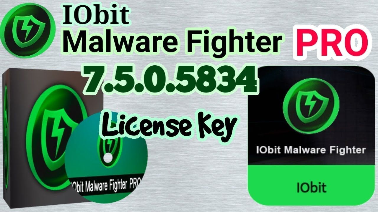 Iobit Malware Fighter Pro V7 5 05834 Database 1937 Latest Upgrade F Youtube Malware Interactive