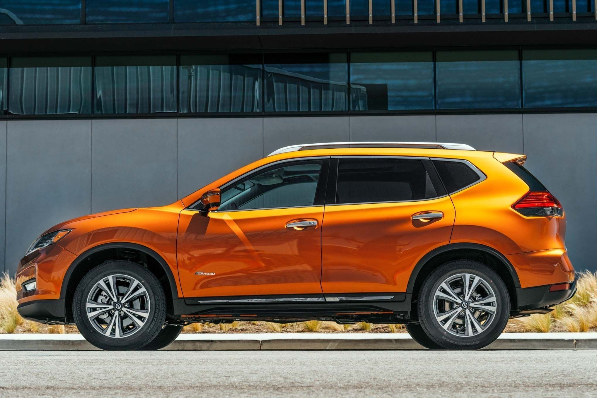 2019 Nissan Rogue Hybrid Picture (With images) Nissan