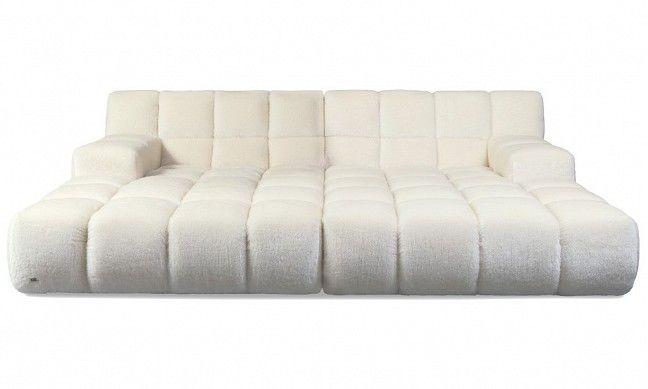Bretz Ocean 7 Sofa UD158 - Sitztiefe 163 cm - bitte anklicken ...