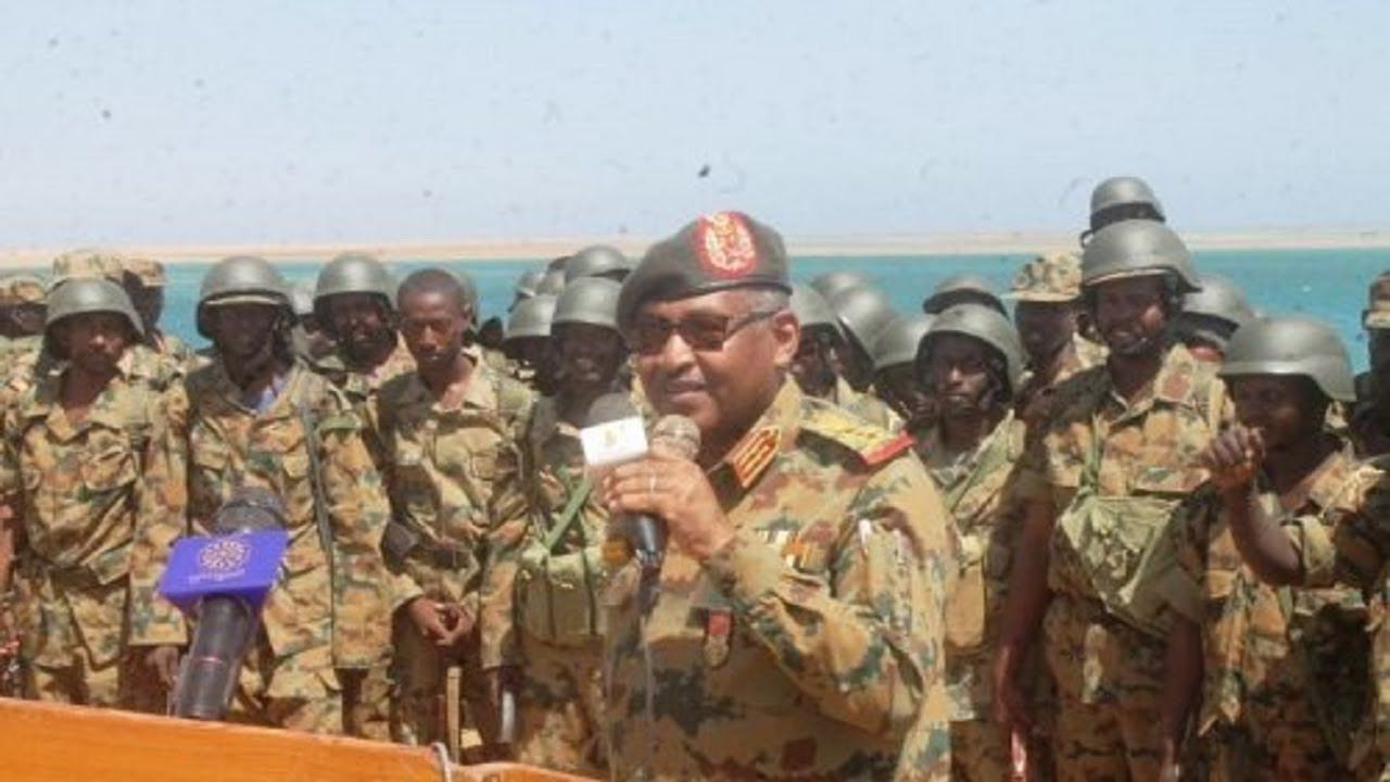 Sudan Says Russia Could Set Up Military Base On Red Sea Military Base Red Sea Sudan
