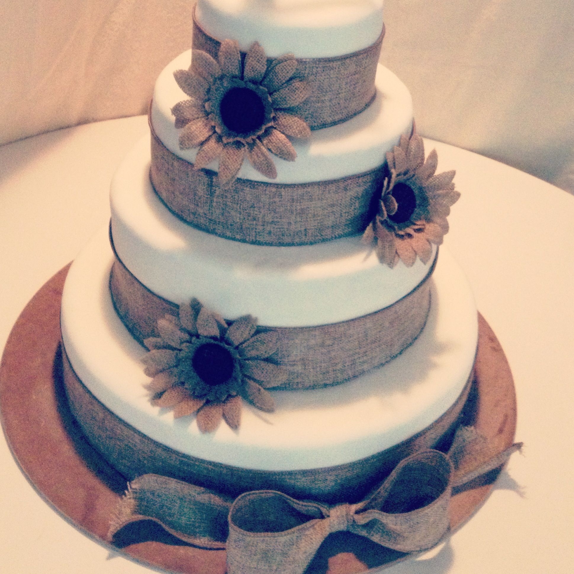 Country wedding cake my cakes pinterest country weddings