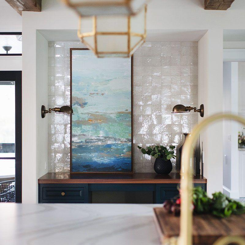 lakeside kitchen in 2020 lakeside niche on farmhouse kitchen navy island id=63653