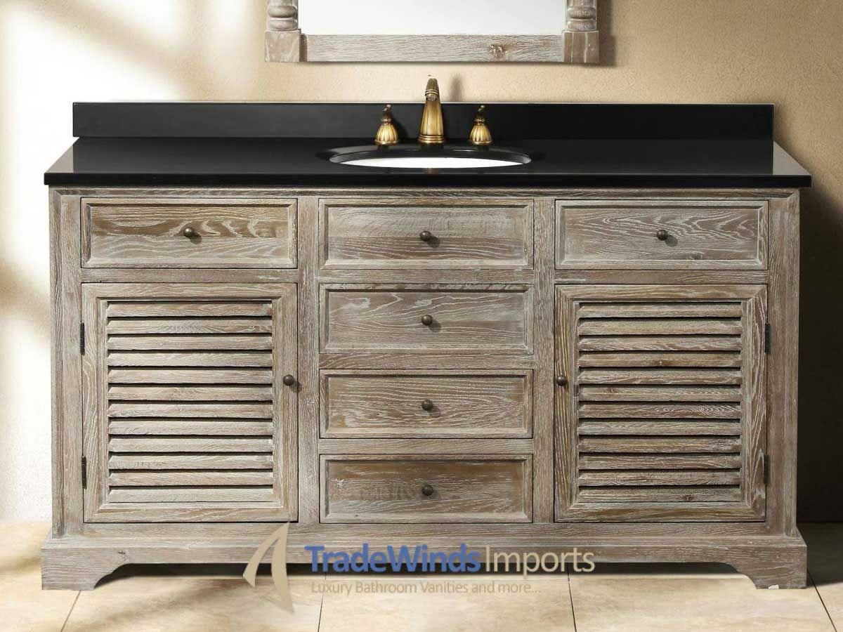 Driftwood Bathroom Vanity 10 Best Solid Wood Bathroom Vanities That Will Last A Lifetime