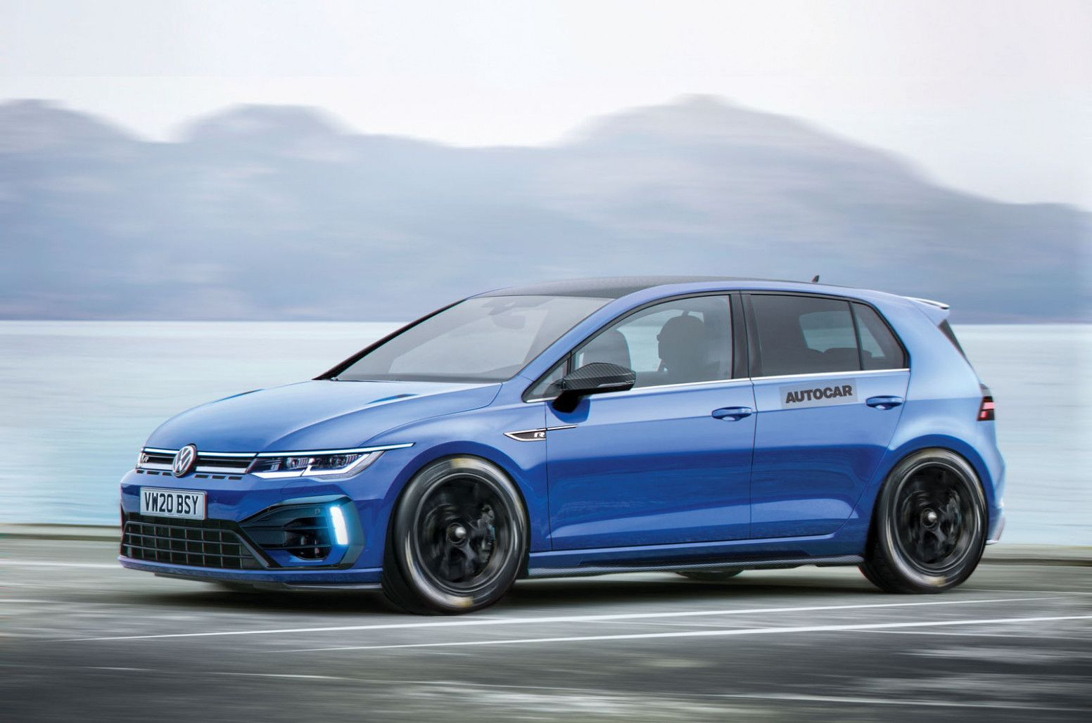 2020 Volkswagen Golf R Horsepower In 2020 Volkswagen Volkswagen Golf R Volkswagen Golf