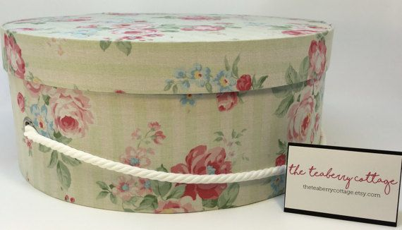 Lovely Round Decorative Box