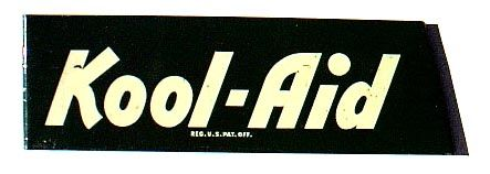 Very Old Kool Aid Logo Yes I Know It S Before The 1970 S It S So Cool Tho Kool Aid Tech Company Logos Company Logo
