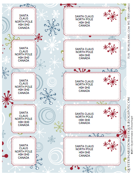 christmas envelope wrap labels free printable envelope wrap