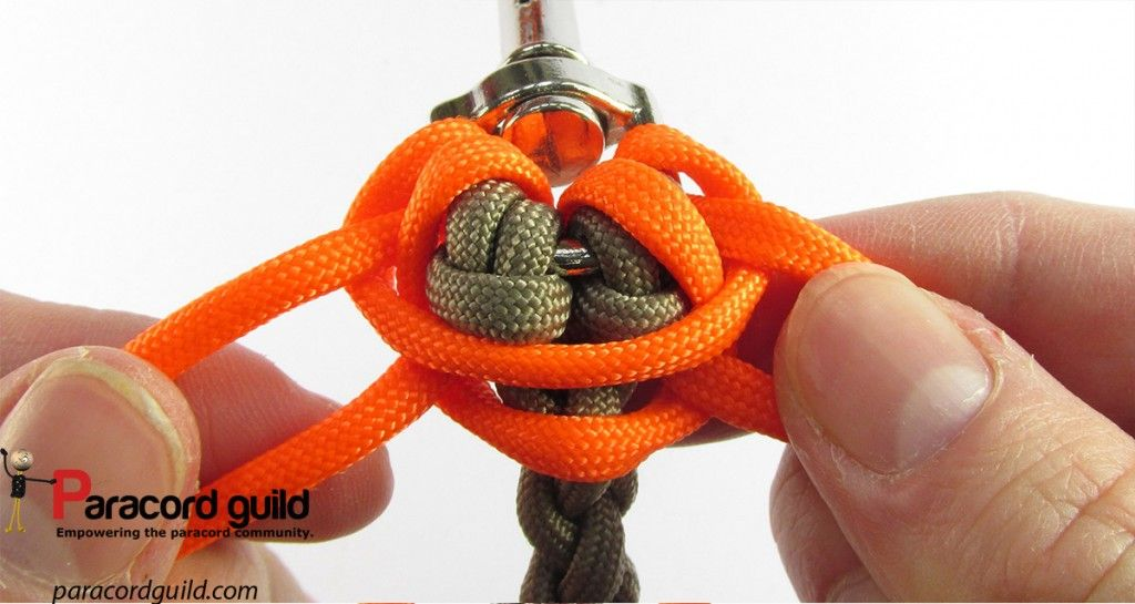 How to make a paracord dog leash Paracord guild in 2020