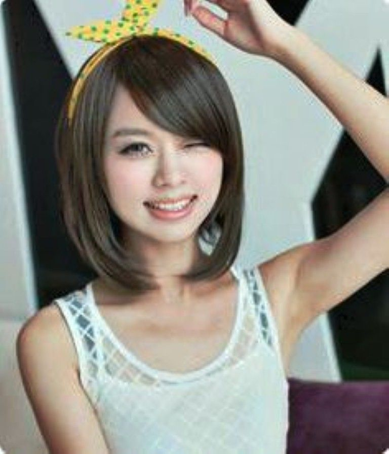 Image Result For Mid Length Hair Chinese Ladies 2016 -1830