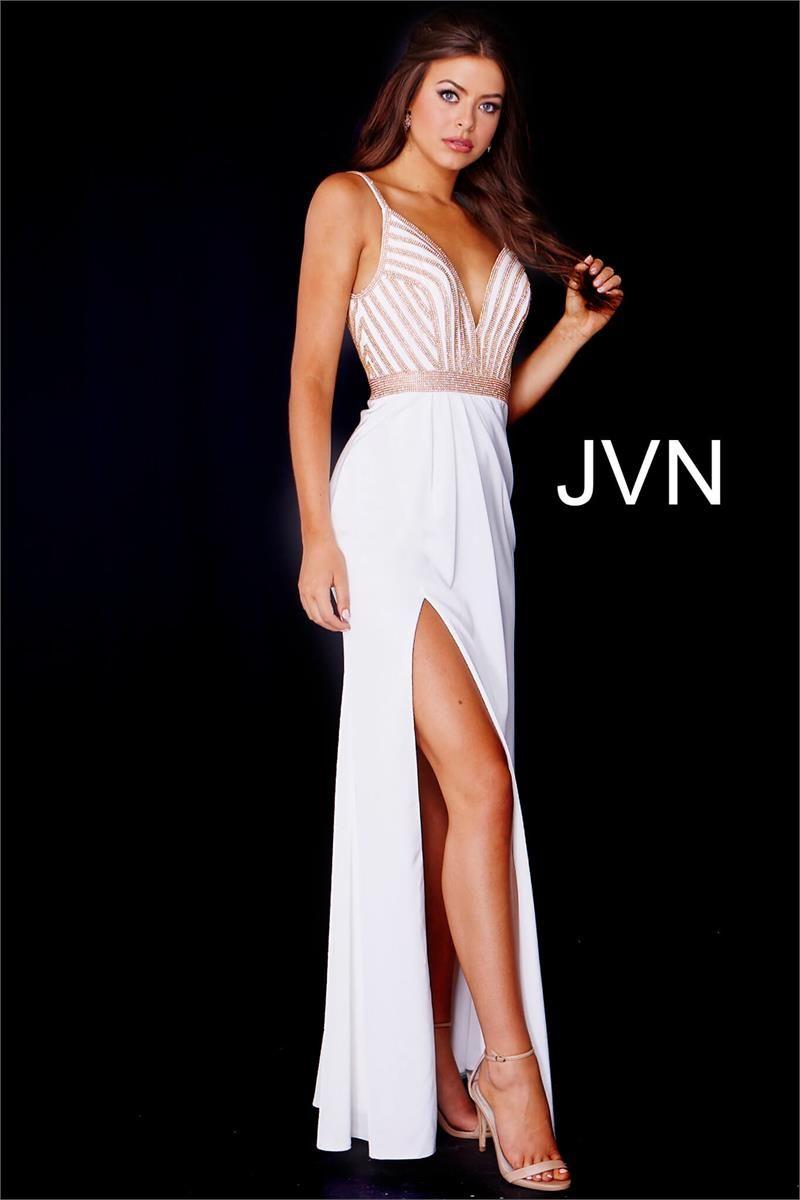 JVN by Jovani JVN59052-Formal Approach Prom Dress | JVN by Jovani ...