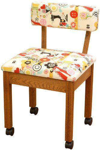 Arrow Sewing Cabinets 2000 Sewing Chair for Any Cr
