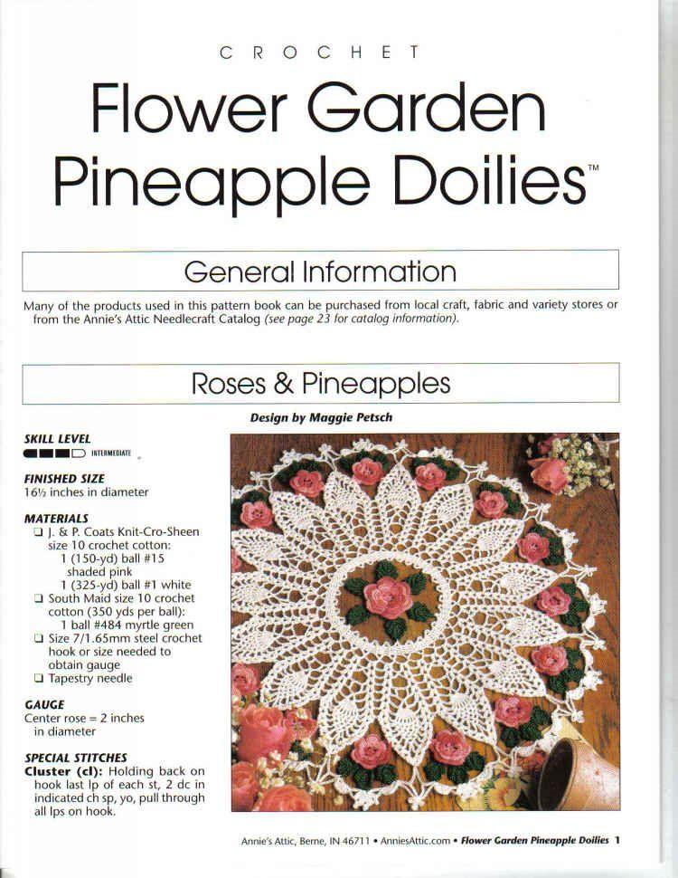 Album Archive | Crochet Doilies | Pinterest | Crochet doilies, Album ...