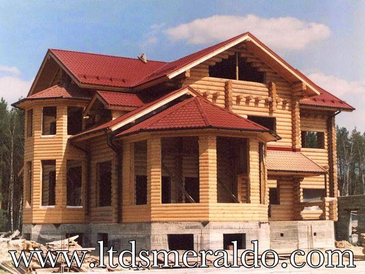 Cantiere 2014 casa prefabbricata in legno costruita in for Casa del cantiere