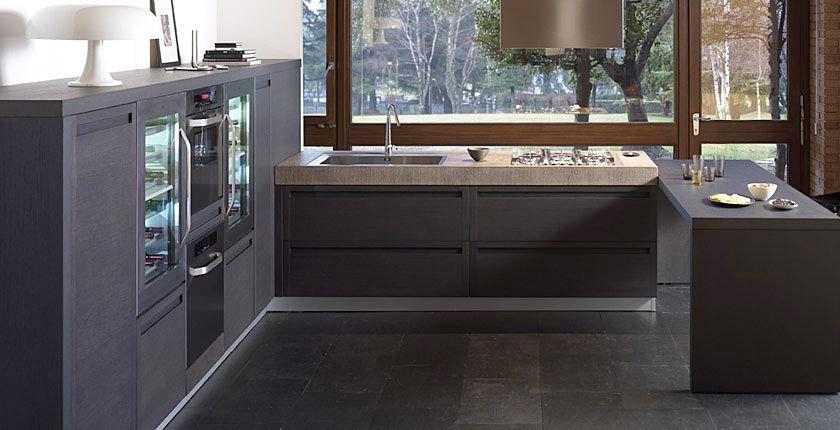 cucina senza pensili - Cerca con Google | casa arredamenti ...
