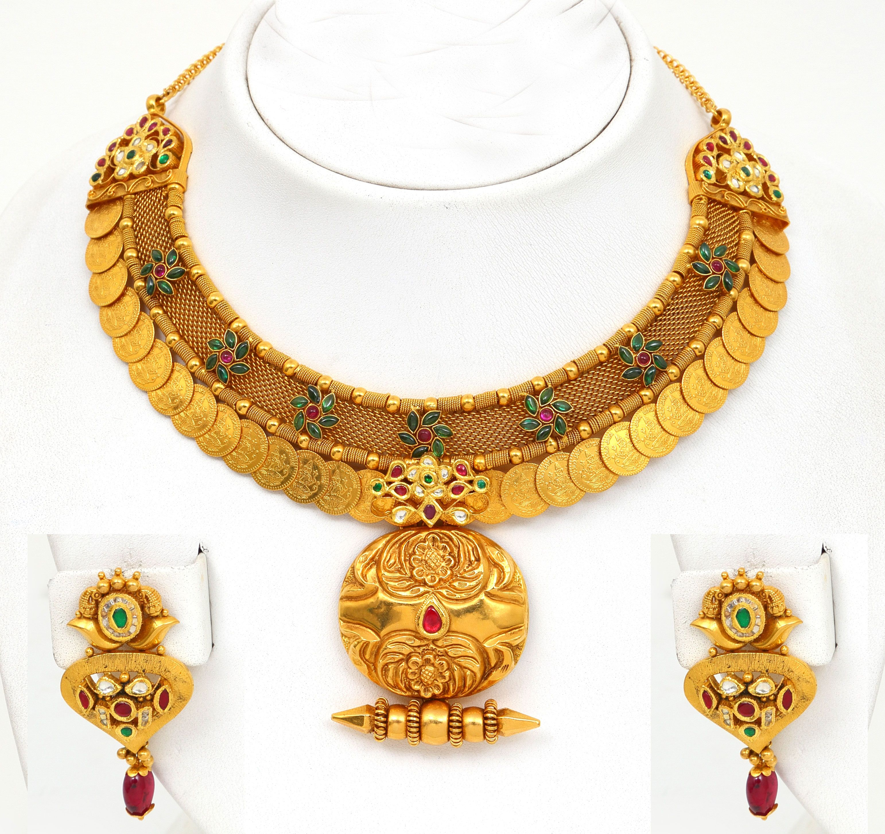 Malabar gold jewellery designs dubai - Gold Bridal Jewellery Sets Check Out The Image By Visiting The Link