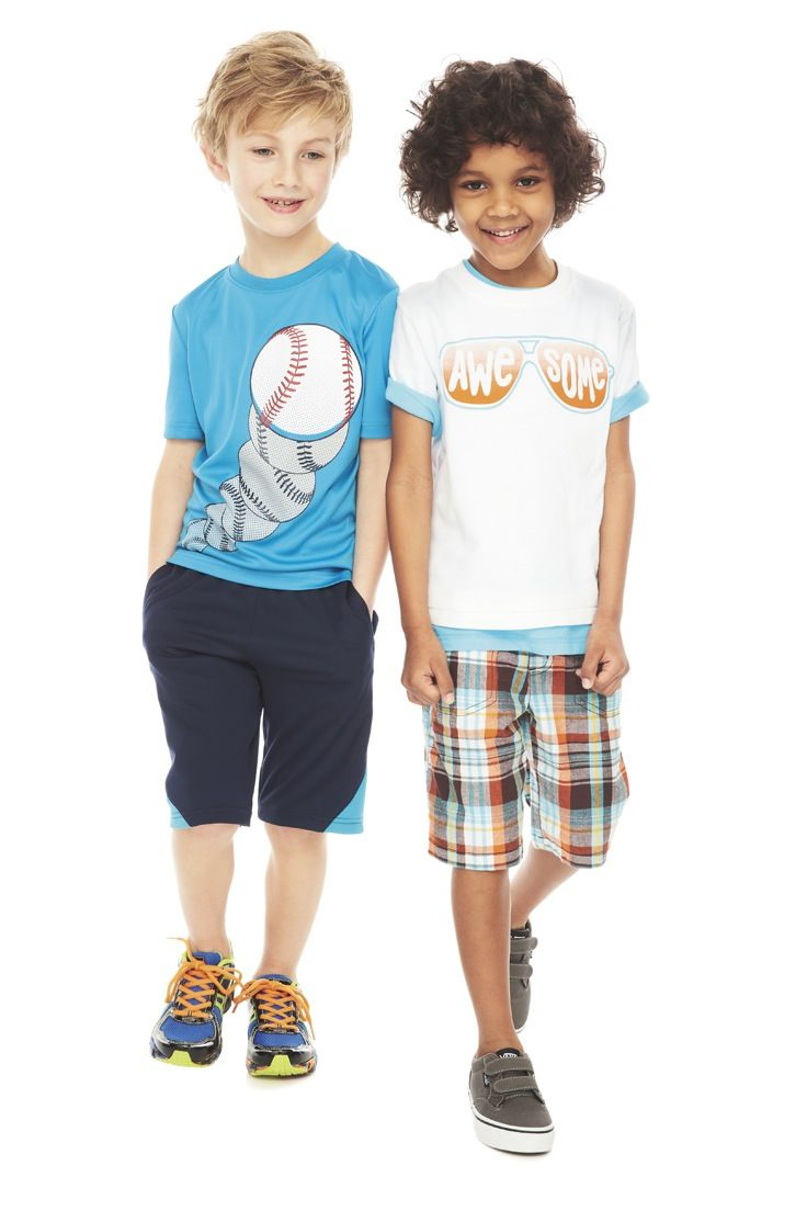 dc2b353ea Hanging out with the boys of summer. #Kohls | Just for Kids | Cute ...