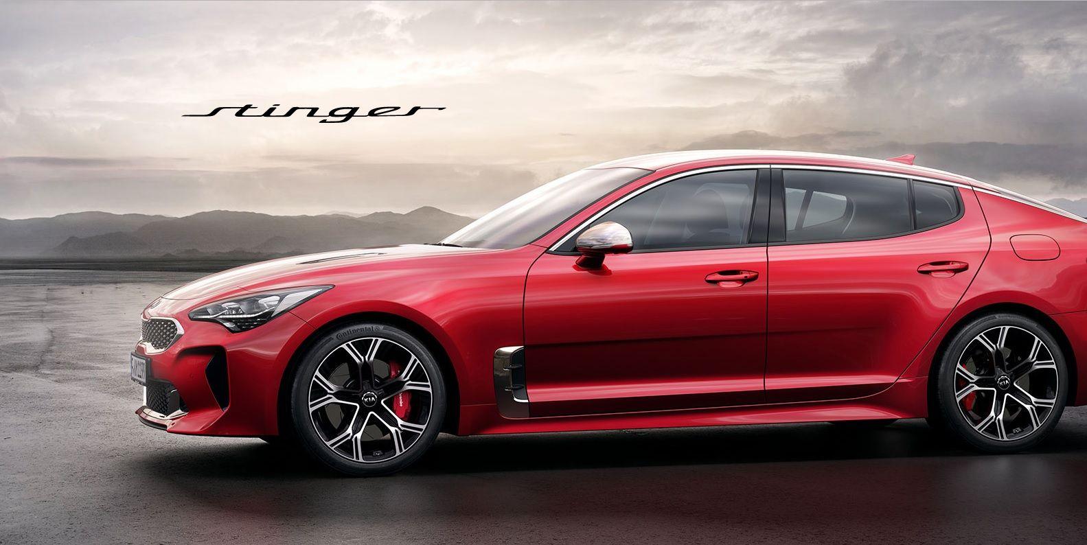 Buy or Lease a New 2019 Kia Stinger Kia stinger, Kia