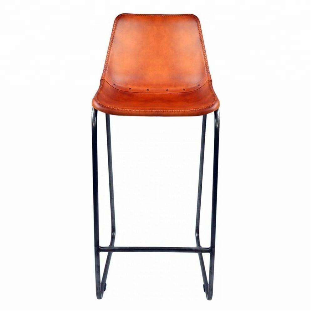 Best Industrialbarchair Industrialfurniture Leatherbarchair 400 x 300