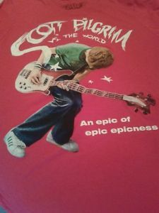 scott pilgrim shirt.
