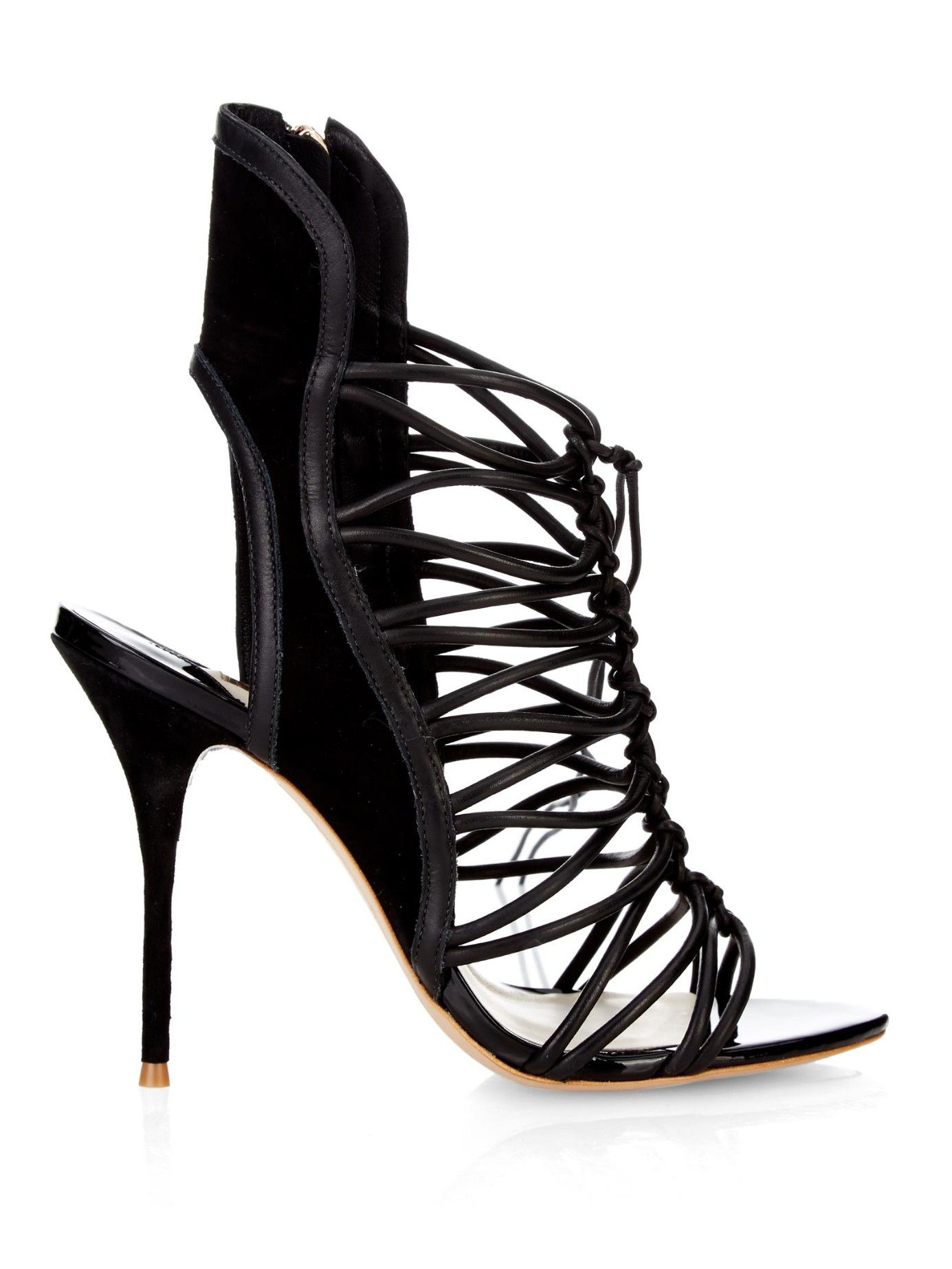 Lacey leather sandals | Sophia Webster | MATCHESFASHION.COM US