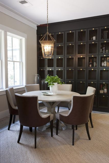 Liquor Cabinet for Small Space | Wine Cellars and Alcohol Storage ...