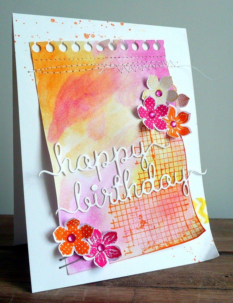 BloGbloM: Roze, oranje en geel