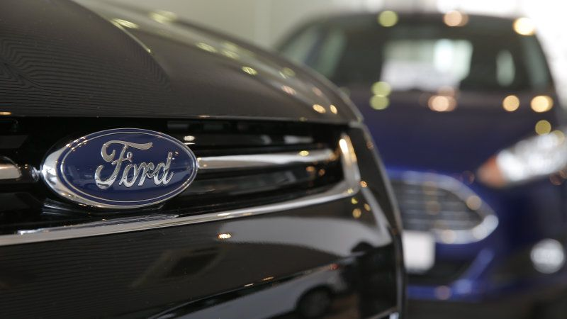 Ford Tops Gm In Us Vehicle Sales In May Driven By Fleets Cars
