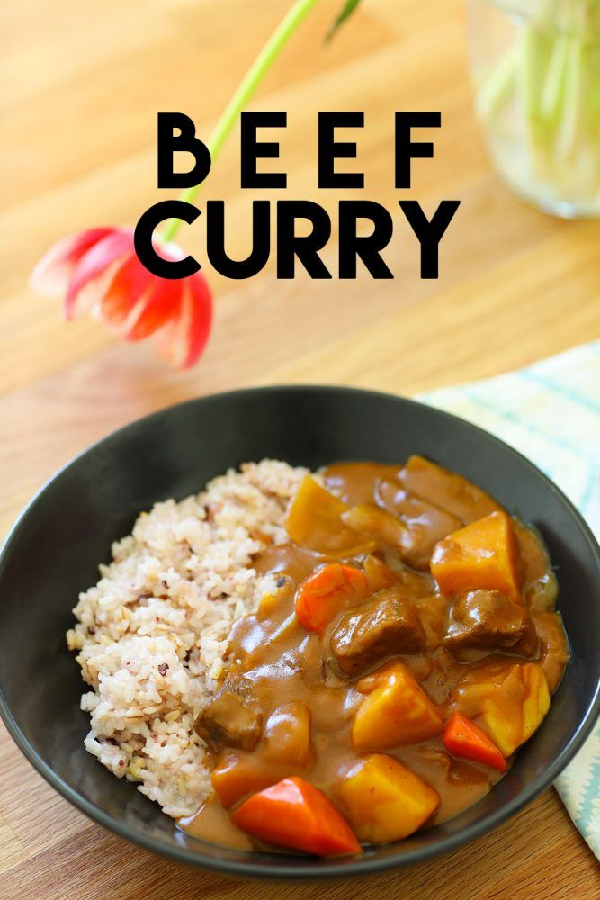 Photo of Simple Beef Curry Recipe & Video – Seonkyoung Longest