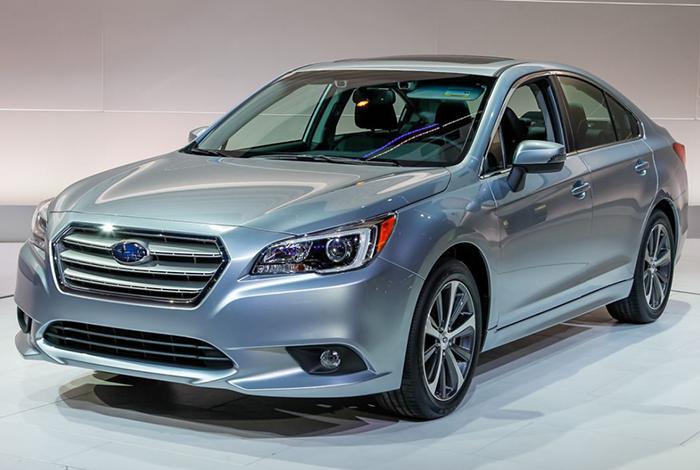 2020 Subaru Legacy Redesign
