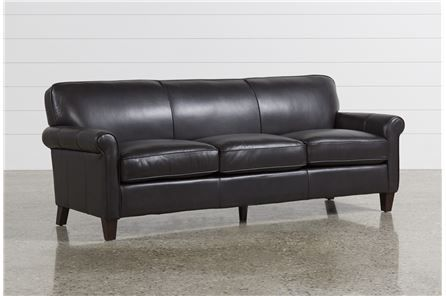 Not Only Will Our Posh Phoebe Leather Sofa Enhance Your E It Ll Change