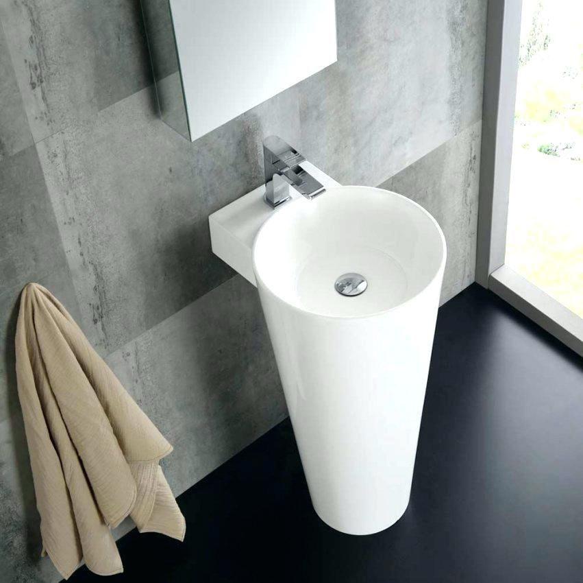 Modern Pedestal Sinks For Small Bathrooms Contemporary Bathroom Pedestal Sinks Contempora Contemporary Bathroom Sinks Modern Pedestal Sink Modern Bathroom Sink