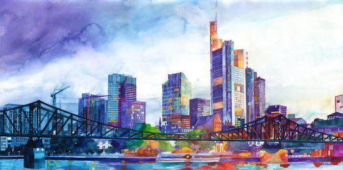 Frankfurt de takmaj