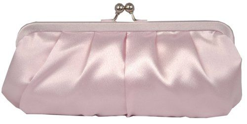 Carlo Fellini  Antonella Evening Bag 61 0729 Baby Pink >>> Details can be found by clicking on the image.