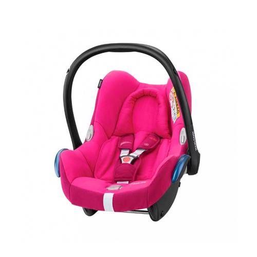 Maxi Cosi Autostoel Groep 0.Maxi Cosi Cabriofix Autostoel Groep 0 Frequency Pink In