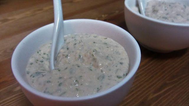A Casinha das Bolachas: Paté de Atum