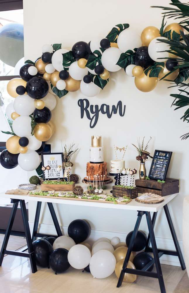 Where the Wild Things Are Birthday Party Ideas in 2019 Cool Party Ideas Pinterest
