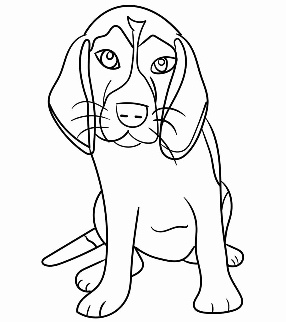 Cute Dog Coloring Page Awesome Top 25 Free Printable Dog Coloring Pages Line Puppy Coloring Pages Dog Coloring Page Dog Template [ 1024 x 910 Pixel ]