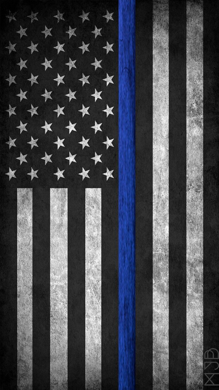 Law Enforcement Thinblueline Lawenforcement Usa America Flag Americanflag Usf American Flag Wallpaper Thin Blue Line Wallpaper America Flag Wallpaper