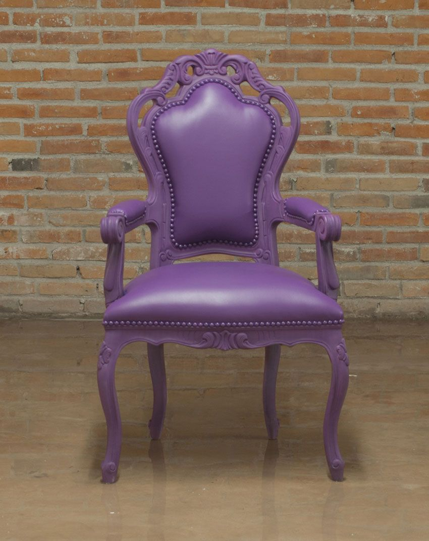 Purple Chairs for Sale | Home >> Living Room >> Accent ...