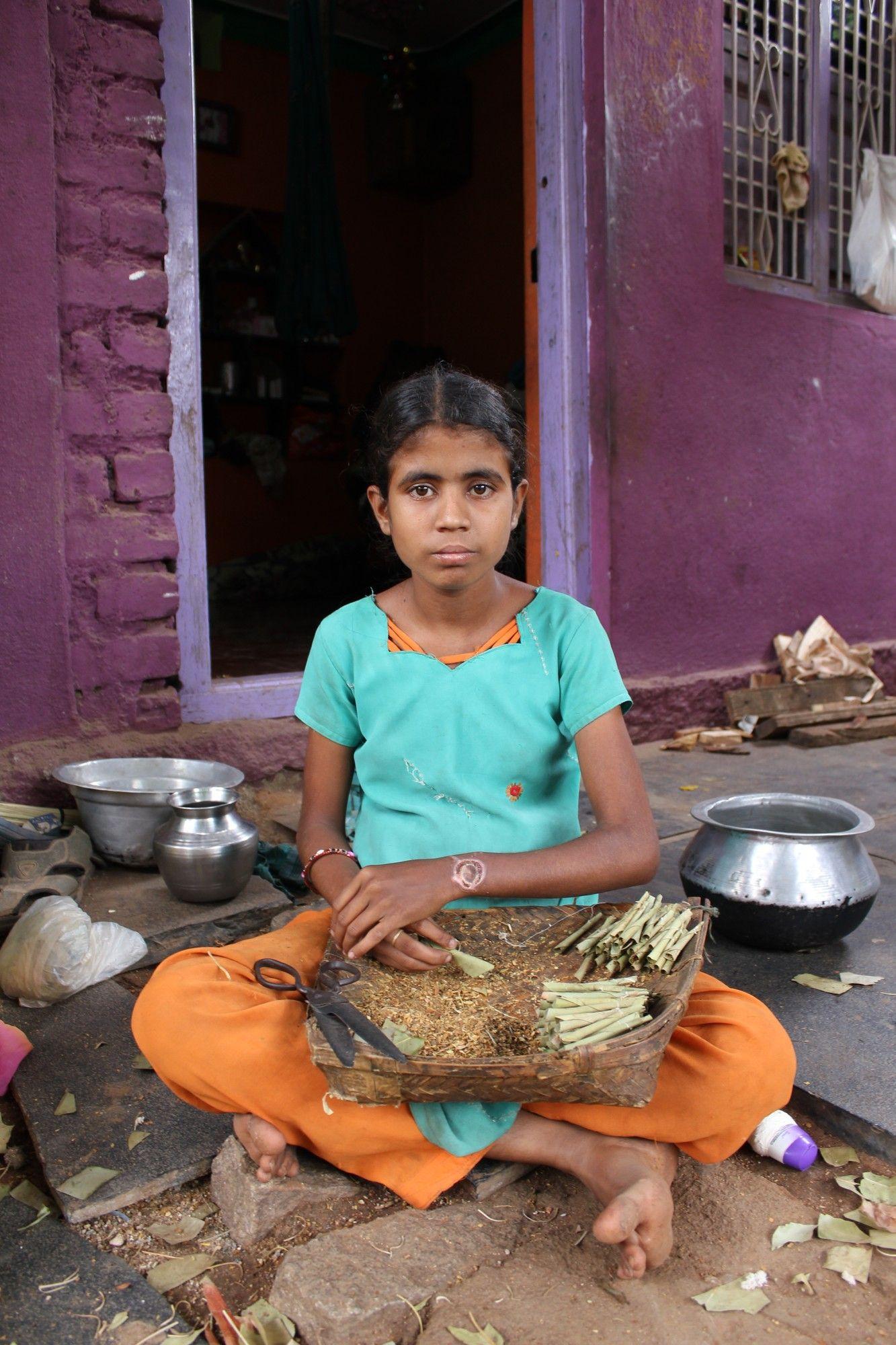India's tobacco girls | India's Tobacco Girls | Plan