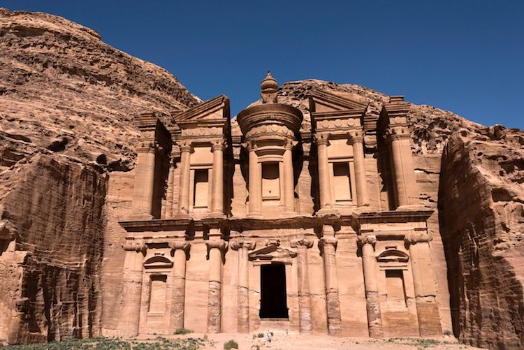 What Are The Seven Wonders Of The World City Of Petra Wonders