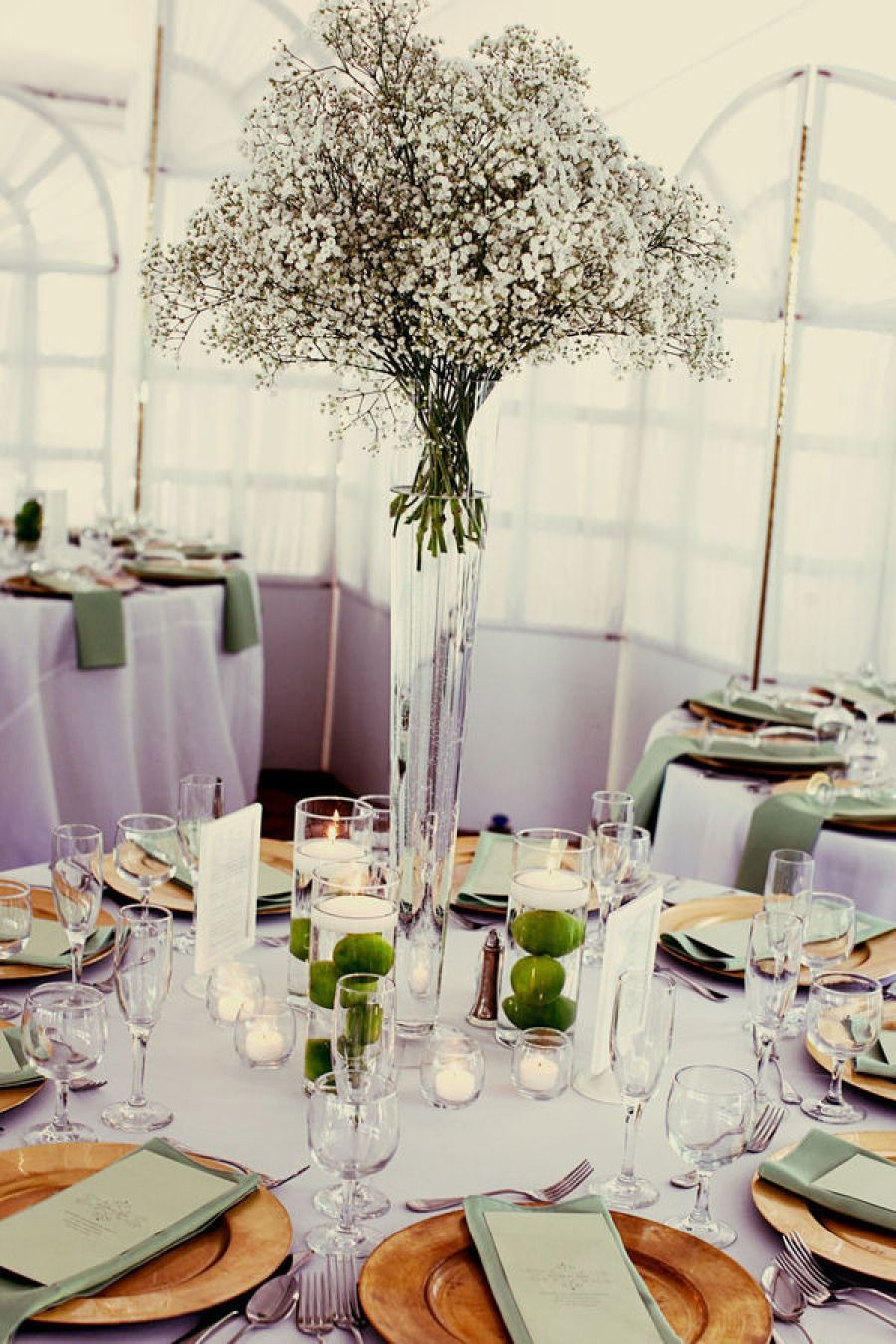 16 Soft Romantic Wedding Centerpieces | Wedding centrepieces ...