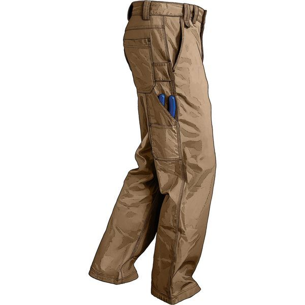 1da5b19b6df Men s DuluthFlex Fire Hose Carpenter Pants