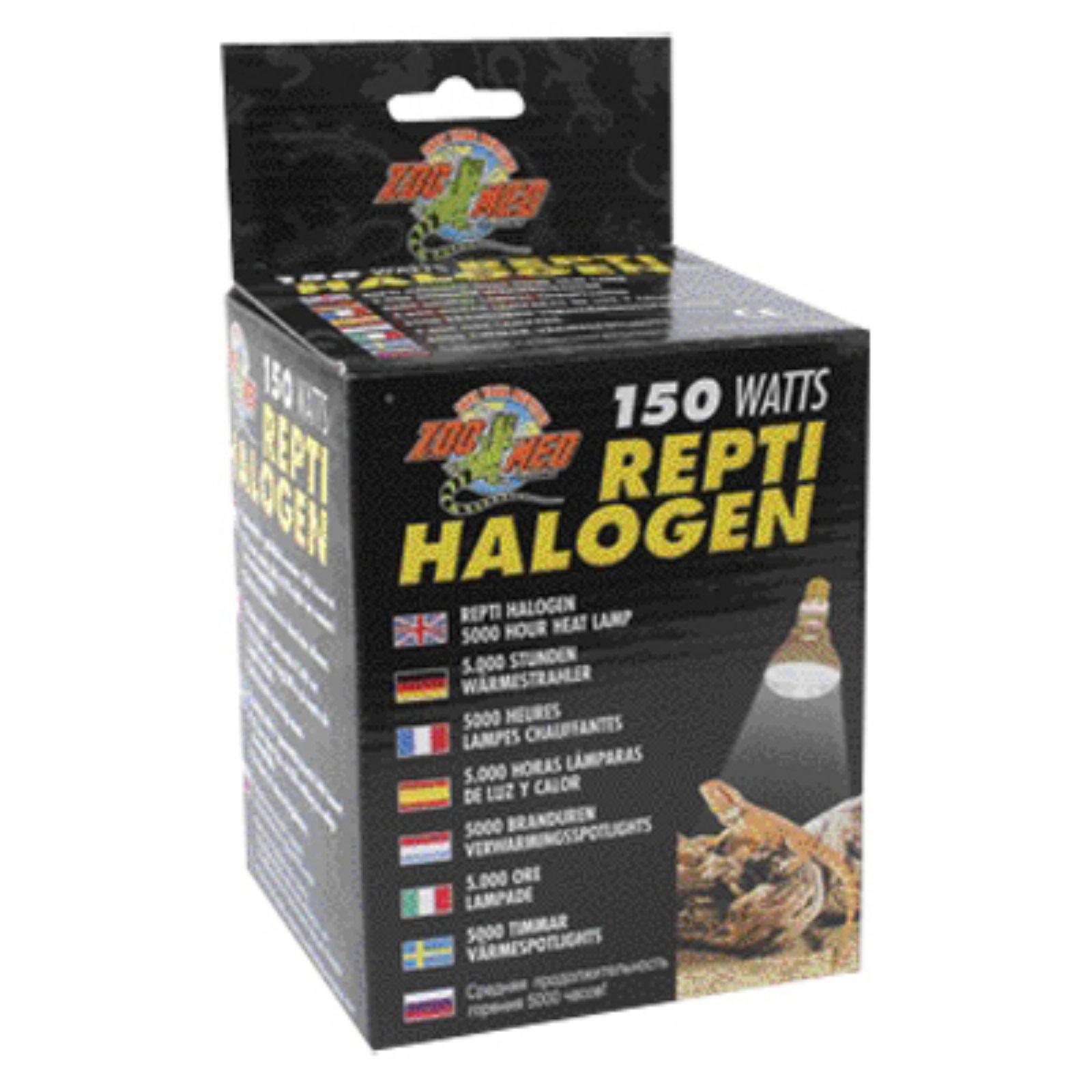 Zoo Med Reptile Halogen Bulb Zoo Med Heat Lamps Halogen Bulbs