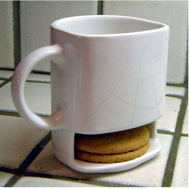 Fancy - Dunk Mug | Original Mug With Biscuit Holder | Cookie Mugs ...