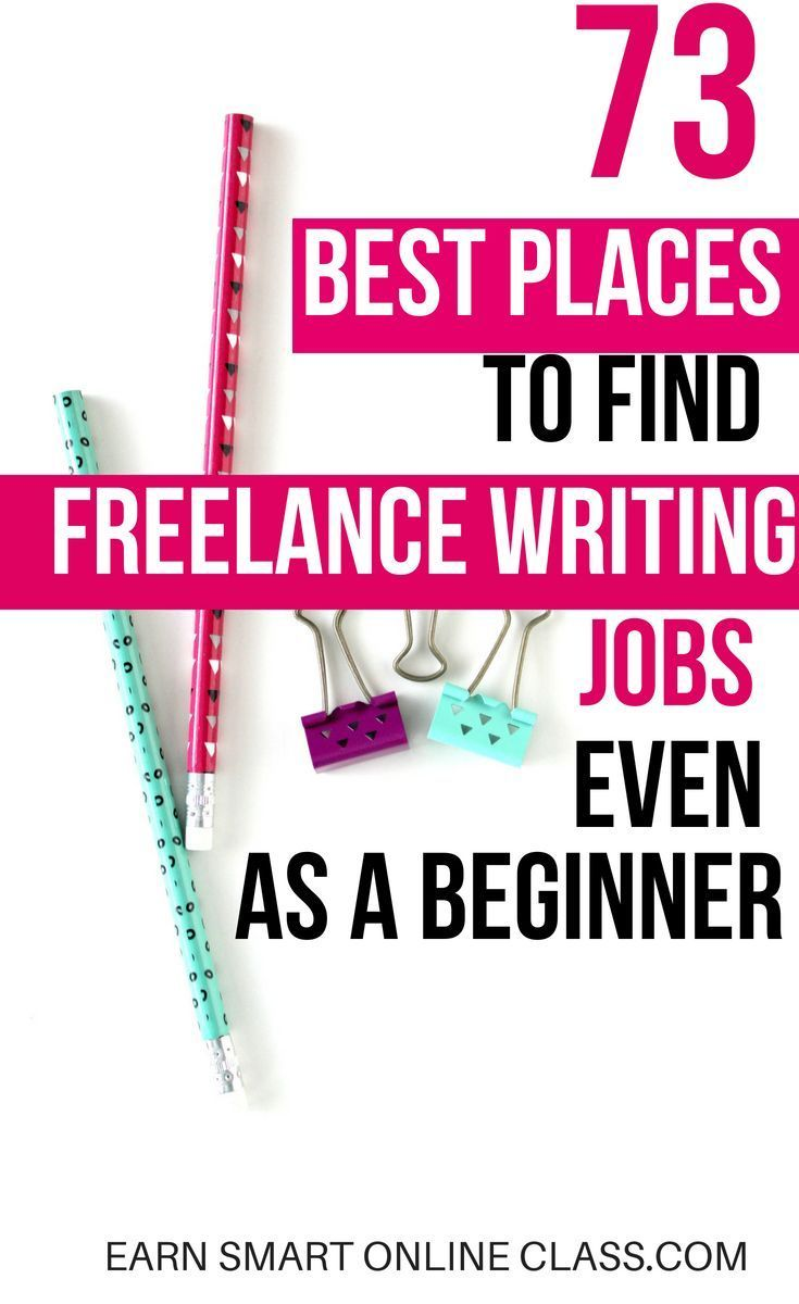 009 Get Paid to Write 70 Freelance Writing Jobs for Beginners