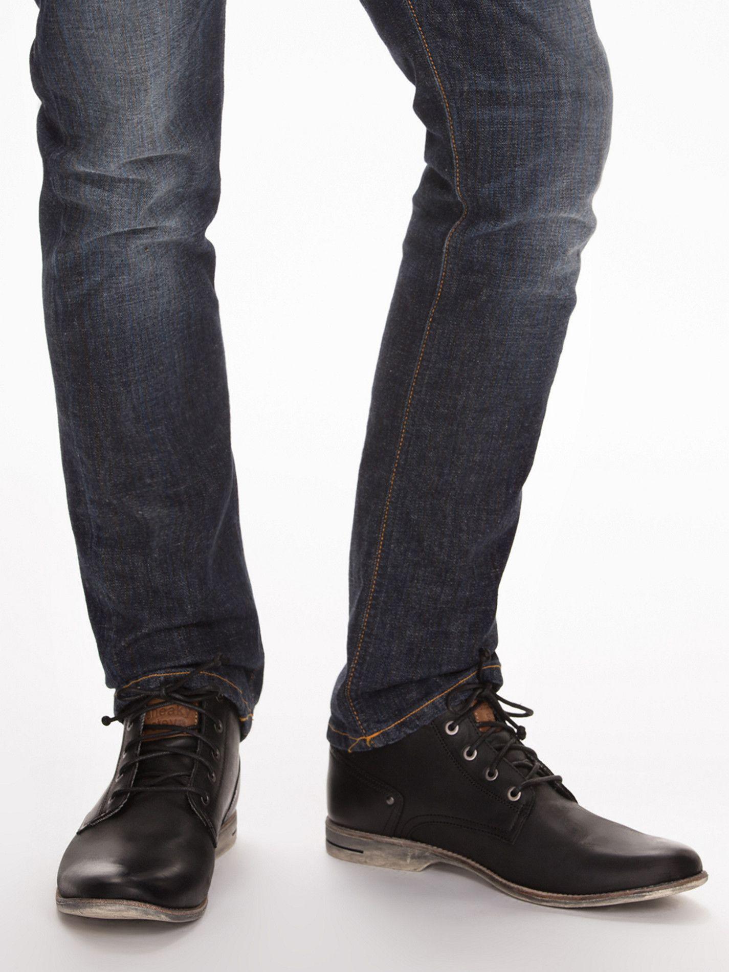 Sneaky Steve Sharp Desert Boots Homme, S